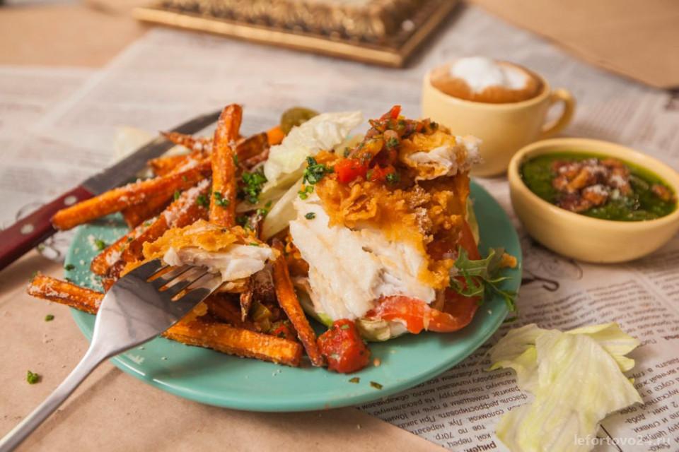 Рыбный ресторан Fish & chips Изображение 5