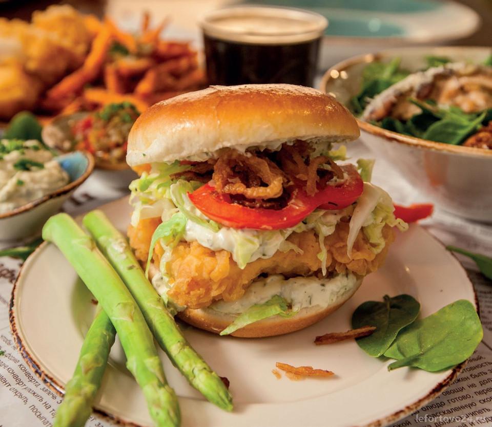 Рыбный ресторан Fish & chips Изображение 4