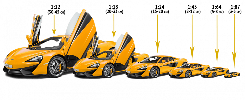 Магазин масштабных моделей Мир автомобилей Изображение 5